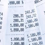 Štampani fiskalni račun